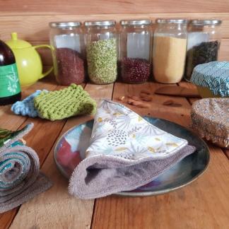 Cuisine zéro déchets
